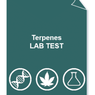 Terpenes 324x324 - full Cannabinoids profile lab test (CBD/A, THC/A, CBG/A, CBN) + CBD/THC ratio